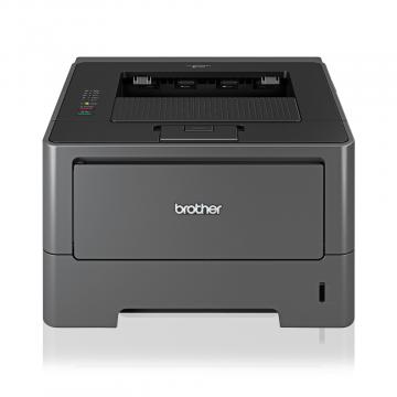 Imprimanta laser monocrom Brother 5450dn, Duplex, Retea, USB Imprimante Second Hand