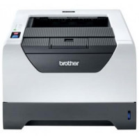 Imprimanta Laser Monocrom Brother HL-5340D, 32 ppm, 1200 x 1200, Duplex, USB, Cartus si Unitate Drum Noi