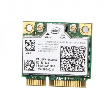 Intel Centrino Advanced-N 6205 Dual-band Wireless Card Componente Laptop