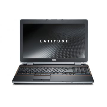 Laptop DELL Latitude E6520, Intel Core i7-2720QM 2.20GHz, 4GB DDR3, 320GB SATA, DVD-RW, 15.6 Inch, Second Hand Laptopuri Second Hand