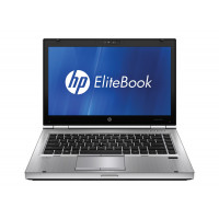 Laptop HP EliteBook 8460P, Intel Core i5-2410M 2.30GHz, 4GB DDR3, 320GB SATA, DVD-RW, Webcam, 14 Inch