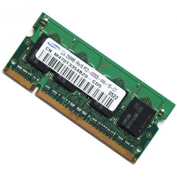 Memorie Laptop SODIMM 256Mb DDR2, PC2-4200S, 533MHz Componente Laptop