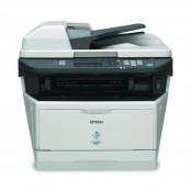 Multifunctionala EPSON MX 20, 28 ppm, Duplex, Retea, USB, 1200 x 1200, Laser, Monocrom, A4 Imprimante Second Hand