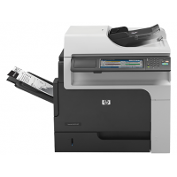 Multifunctionala Laser Monocrom HP M4555DTN MFP, 55ppm, Duplex, Retea, USB, 1200 x 1200, A4