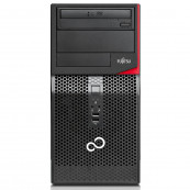 Calculator FUJITSU SIEMENS P410 MT, Intel Core i3-3220 3.30GHz, 4GB DDR3, 500GB SATA, DVD-RW Calculatoare Second Hand