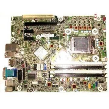 Placa de baza HP 615114-001, DDR3, SATA, Socket 1155 Componente Calculator