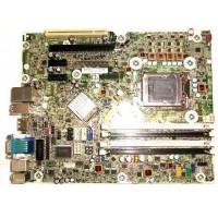 Placa de baza pentru calculatoare HP 6200 si HP 6300, DDR3, Socket 1155, Fara Shield