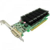 Placa video Fujitsu Nvidia Geforce 405DP, 512MB DDR3, DVI, DisplayPort, High Profile