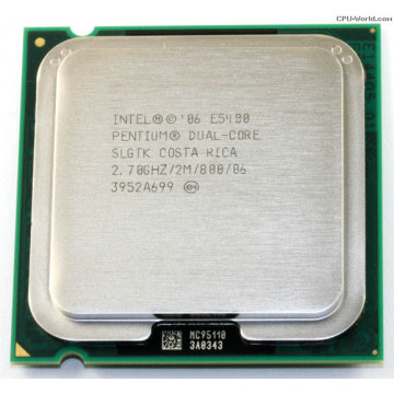Procesor Intel Pentium Dual Core E5400, 2.70 GHz, 2Mb Cache, 800 MHz FSB Componente Calculator