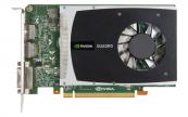 Placa Video nVidia Quadro 2000,1 Gb/ 128 bit, PCI-express,DVI, 2x Display Port Componente Calculator