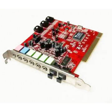 Sound Blaster VIA, Model Number VT1721-0744CD, Slot PCI Componente Calculator