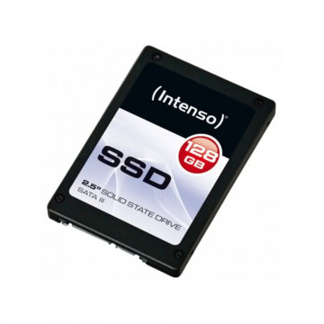 SSD Intenso Top 128GB, SATA-III, 2.5 inch, Shock resistant Componente Laptop