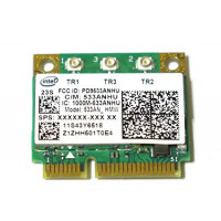 Wi-Fi Adapter INTEL Link 5300 533ANHU, Mini PCIe