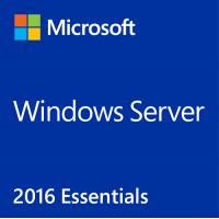 Windows Server 2016 Essentials 64bit English/ 25 user, 2 CPU