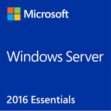 Windows Server 2016 Essentials 64bit English/ 25 user, 2 CPU Software