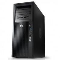 Workstation HP Z220 Tower, Intel Xeon Quad Core E3-1230 3.20Ghz - 3.60Ghz, 8GB DDR3, HDD 500GB SATA, DVD-RW, NVIDIA Quadro NVS315/1GB