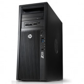 Workstation HP Z220 Tower, Intel Xeon E3-1290 v2 3.70Ghz - 4.10Ghz, 4GB DDR3, 500GB SATA, DVD-RW, NVIDIA Quadro FX 580/512MB Workstation