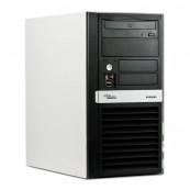Calculator Fujitsu Esprimo P5720, Intel Core2 Duo E7200 2.53GHz, 2GB DDR2, 80GB SATA, DVD-RW Calculatoare Second Hand
