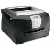 Imprimanta Laser Monocrom Lexmark E342N, 30 ppm, 600 x 600 dpi, Retea, USB, Second Hand Imprimante Second Hand