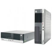 Calculator FUJITSU SIEMENS E5625 Desktop, AMD Athlon x2 5000+ 2.6 GHz, 4 GB DDR2, 250GB SATA, DVD-RW Calculatoare Second Hand