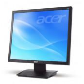 Monitor Acer V193, 19 Inch LCD, 1280 x 1024, VGA, 16.7 milioane culori, Second Hand Monitoare Second Hand