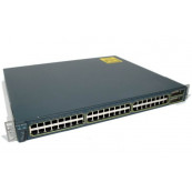 Switch Cisco WS-C3548-XL-EN, 48 porturi RJ-45 10/100, 2 Sloturi Gbic 1000Base SX Retelistica