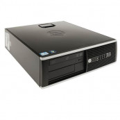 Calculatoare HP 8200 Elite SFF, Intel Core i3-2100 3.1Ghz, 4Gb DDR3, 250Gb SATA, DVD-RW Calculatoare Second Hand