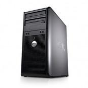 Calculator Dell 780 Tower, Intel Pentium E5300 2.60GHz, 4GB DDR3, 160GB SATA, DVD-ROM, Second Hand Calculatoare Second Hand