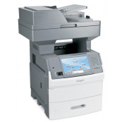 Multifunctionala Laser Lexmark X654DE, Retea, Duplex, Copiator, Scaner, Fax, USB, 55 ppm Imprimante Second Hand