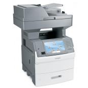 Multifunctionala Laser Lexmark X654DE, Retea, Duplex, Copiator, Scaner, Fax, USB, 55 ppm Imprimante Second Hand