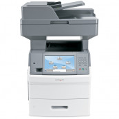 Multifunctionala Laser Lexmark X656de, 55 ppm, Monocrom, Scaner, Copiator, Fax, USB, Retea, Duplex Imprimante Second Hand