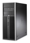 Calculator HP Compaq 8000 Elite, Intel Core2 Duo E7500, 2.93 GHz, 4 GB DDR 3, 250GB SATA, DVD-RW Calculatoare Second Hand