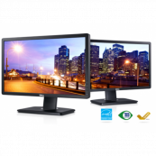 Monitor Profesional DELL P2212H, 21.5 inch, 1920 x 1080, Widescreen, VGA, DVI, 3xUSB, Grad B