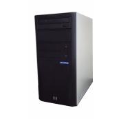 Calculator Bluechip, Intel Dual Core E5200 2.5Ghz, 3Gb DDR2, 250Gb, DVD-RW Calculatoare Second Hand