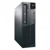 Calculator Lenovo M81 SFF, Intel Core i5-2400 3.10GHz, 4GB DDR3, 250GB SATA, DVD-ROM, Second Hand Calculatoare Second Hand