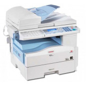 Multifunctionala monocrom RICOH Aficio MP 161, Imprimanta, Scanner. Fax, Copiator, USB, 16 ppm Imprimante Second Hand