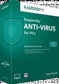 Antivirus Kaspersky for PC - Home User