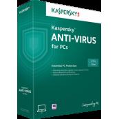 Antivirus Kaspersky for PC - Home User Software