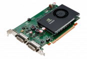 Placa video PCI-E nVidia Quadro FX 380 256MB 128-bit GDDR3 2 x DVI Componente Calculator