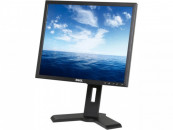 Monitor DELL P190ST, LCD, 1280 x 1024 dpi, VGA, DVI Monitoare Second Hand
