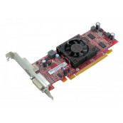 Placa video PCI-E AMD Radeon HD5450, 512 MB DDR3, DVI, Display Port, 109-C02637-00D FRU89Y6151