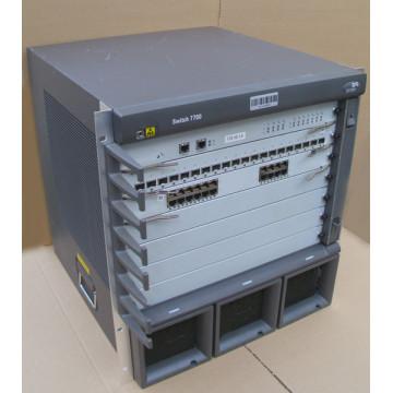 3Com 3C16850, 7700, 20 porturi 1000base-x gbic, 20 porturi rj-45 10/100/1000, management Retelistica