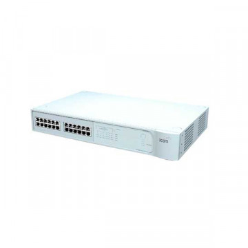 3COM SuperStack 3 Switch 3300, 24 porturi, model 3C16980A Retelistica