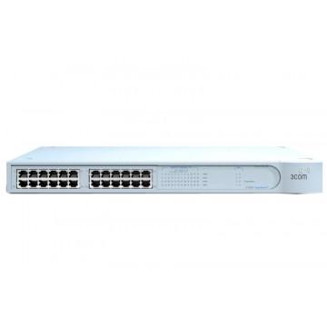 3COM SuperStack 3 Switch 3300 XM, 24 porturi Retelistica