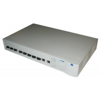 3COM SuperStack II Switch 3300 FX, 8 porturi fibra, 2 porturi RJ-45, Rackabil