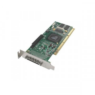 Adaptec SCSI RAID 2120S, 64Mb, Low-profile bracket, 64-bit/66MHz PCI Componente Server