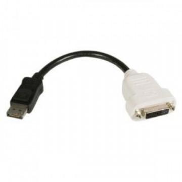 Adaptor cablu DisplayPort to DVI Componente Calculator