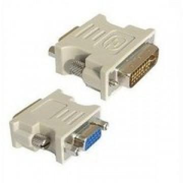 Adaptor DVI 29p tata - VGA HD15 mama Componente Calculator