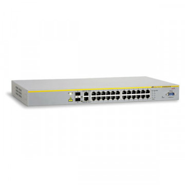 Allied Telesyn AT-8000S/24, 24 x 10/100, 2 x 10/100/1000, 2 x SFP Retelistica