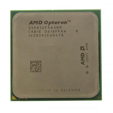 AMD Opteron 852 OSP852FAA5BM, 2600 mhz, Socket  940 Componente Server